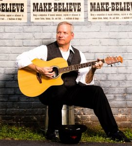 Gray Reinhart wtih guitar