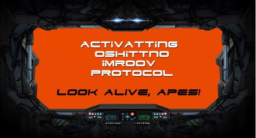The Impulsive activates the Oshittno Improv Protocol