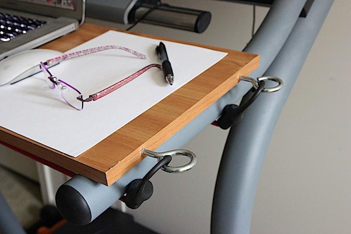 DIY Treadmill Desk | WholeLifestyleNutrition.com