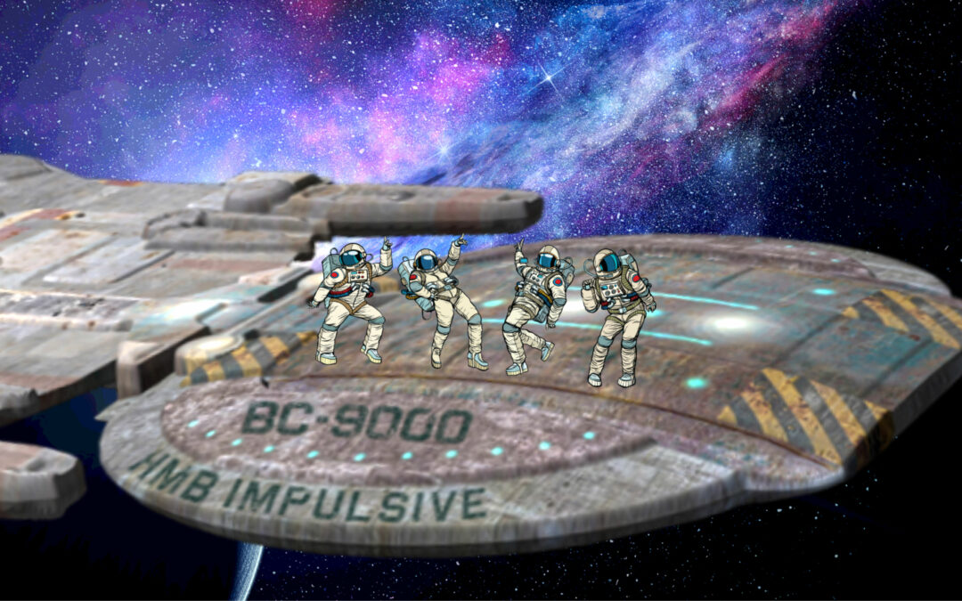 ST:HMB Phantom of the Cybersphere, Part 2
