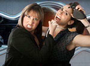 Raquella and Marisol fight