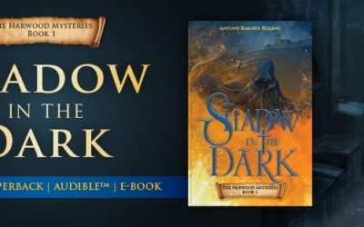 Book Tour and Review: Shadow in the Dark by Antony Kolenc