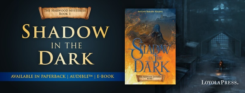 banner for Shadow in the Dark