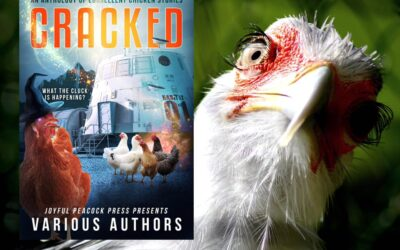 BookTour & Giveaway: CRACKED: An Anthology of Eggsellent Chicken Stories
