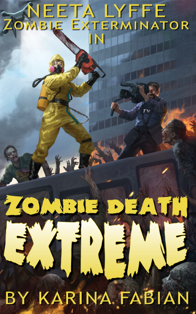 cover art for Neeta Lyffe Zombie Exterminaotr in Zombie DeathE