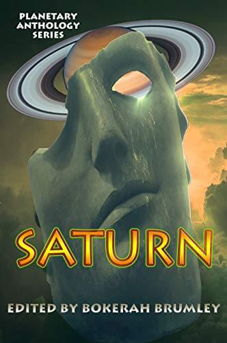 cover art for The Planetary Anthologies Saturn