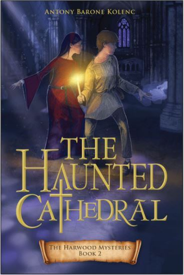 cover art of The Haunted Cathedral
